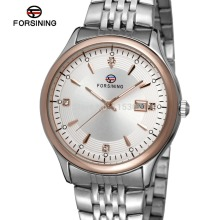 FSG8088Q4T3 new arrival quartz  stainless steel bracelet classic men silvercolor watch with original gift box   free shipping
