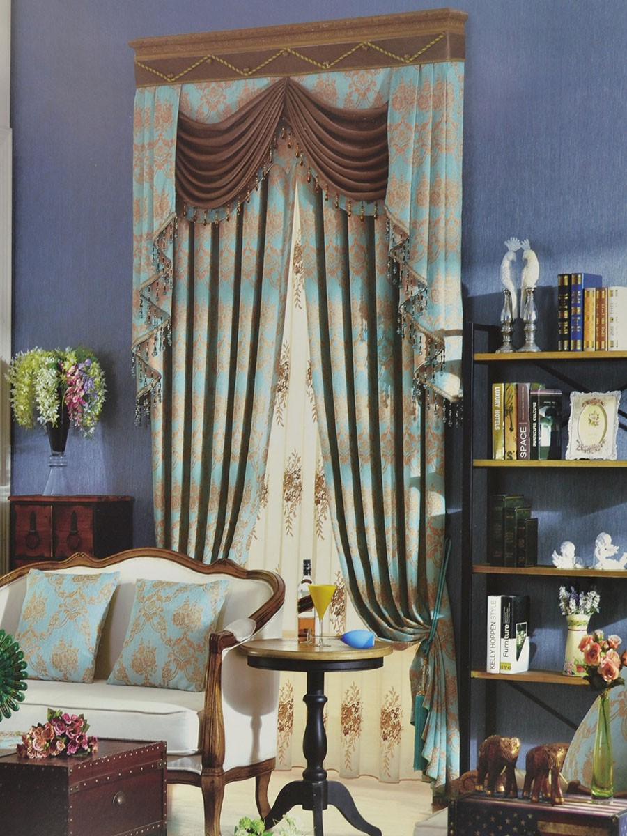 Living Room Ready Made Curtains Online Buy Wholesale Ready Made Valance From China Ready Made
