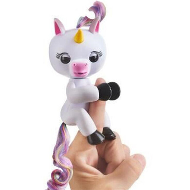 Funny High Quality Fingerling Interactive Baby Unicorn Toy Smart