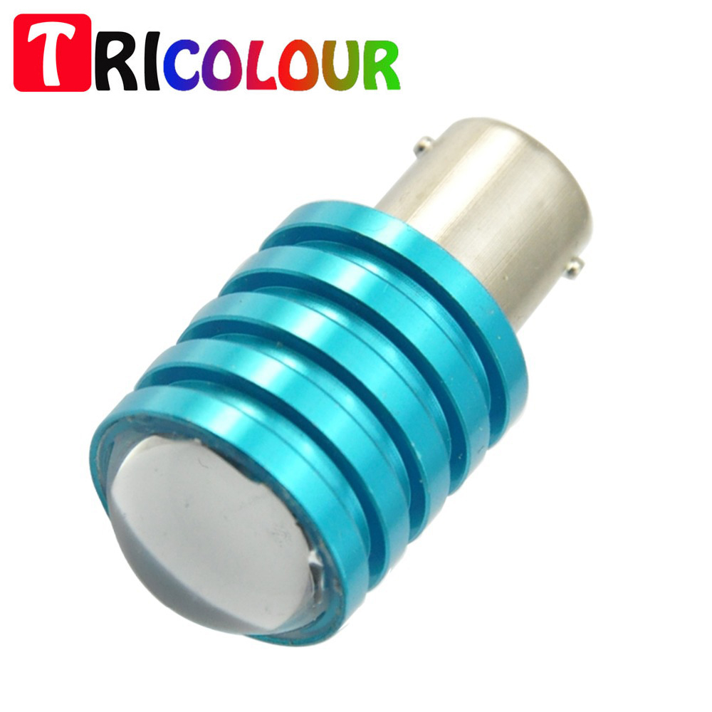 Tricolour Drop Shipping 10x S25 1156 1157 Ba15s Bay15d P21w 7w Led Soft Latching Power Switch Direct Dirt Amateur Radio Simple High Car Reverse Backup Tail Bulb 12v Whitetf13 2