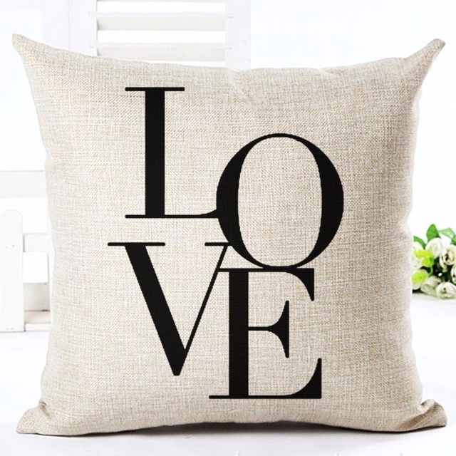 Hipster Style Pillow Case