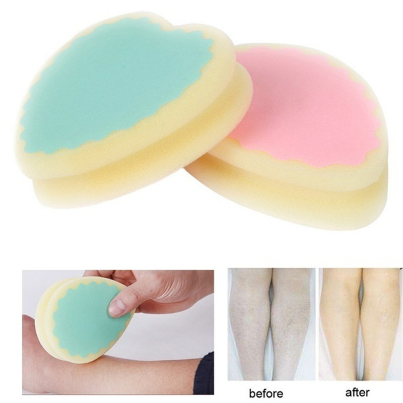 Beauty & Health Reasonable Magic Painless Hair Removal Effective Depilation Sponge Pad Remove Hair Remover Facial Leg Arm Body Hair Removal Selling Well All Over The World