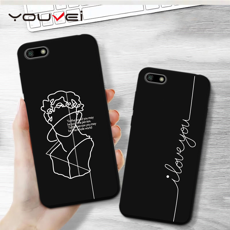 YOUVEI Case For Coque <font><b>Huawei</b></font> <font><b>Honor</b></font> <font><b>7A</b></font> Case 5.45'' Soft TPU Back Cover For <font><b>Huawei</b></font> <font><b>Honor</b></font> <font><b>7A</b></font> 7 A <font><b>DUA</b></font>-<font><b>L22</b></font> Russian Cover Phone Case image