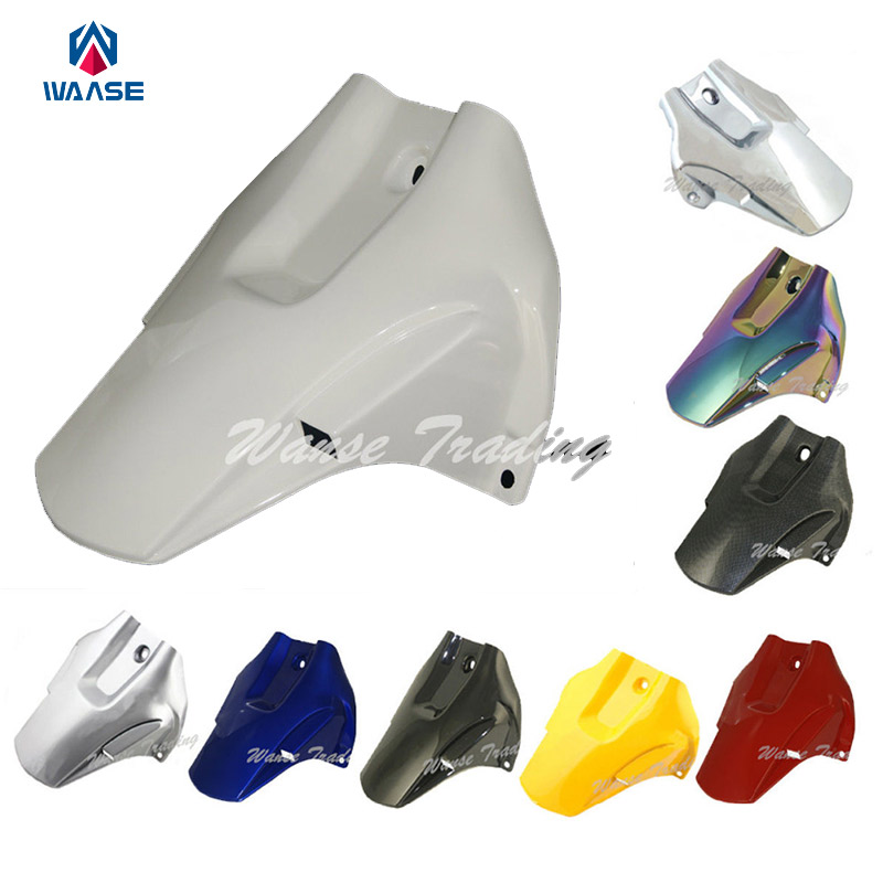 Motorcycle Rear Wheel Hugger Fender Mudguard Mud Splash Guard For Honda CBR1000RR CBR 1000 RR 2004 2005 2006 2007 red for yamaha yzf r25 r3 13 16 14 15 motorcycle rear fender dust mudguard with chain guard fairing tire wheel hugger protector
