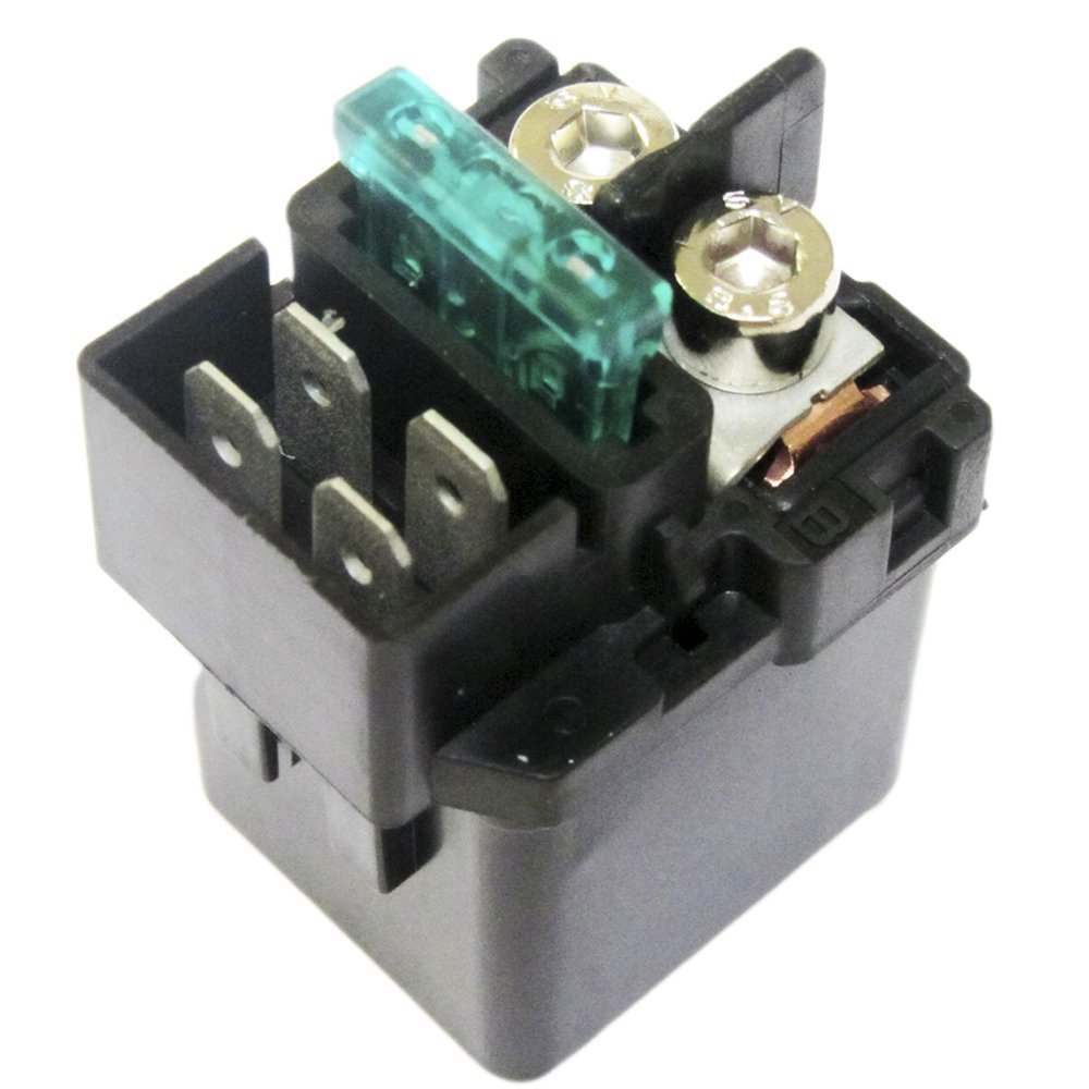 ATV, Side-by-Side & UTV Electrical Components Starter Relay ... on zx1100 wiring diagram, zx12 wiring diagram, zx1200 wiring diagram, zx1000 wiring diagram, z1000 wiring diagram, ninja 250 wiring diagram, zx7r wiring diagram, zrx1100 wiring diagram, gt750 wiring diagram, vulcan 1500 wiring diagram, zx750 wiring diagram, klx300 wiring diagram, gpz600r wiring diagram, klx 110 wiring diagram, er6n wiring diagram, z1 wiring diagram, zl1000 wiring diagram, vn wiring diagram, kawasaki wiring diagram, ex250 wiring diagram,