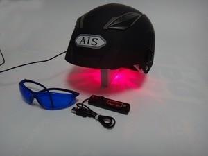 Image 1 - 110v 220v US EU plug 68 didoe laser anti baldness solve hair hair loss issue laser helmet hair regrowth product
