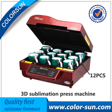 3D Sublimation Vacuum Machine Sublimation Heat Press Machine Mug T Shirt Cell phone Case Printer Cup