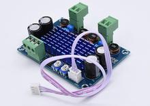 XH M572 TPA3116 D2 2*120 W yüksek güç dijital HIFI amplifikatör kurulu Ses AMP