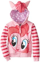 Hot retail brand children's outerwear, boys girls clothing coat little pony jackets, my Kids boy's coat avengers Hoodies/sweater