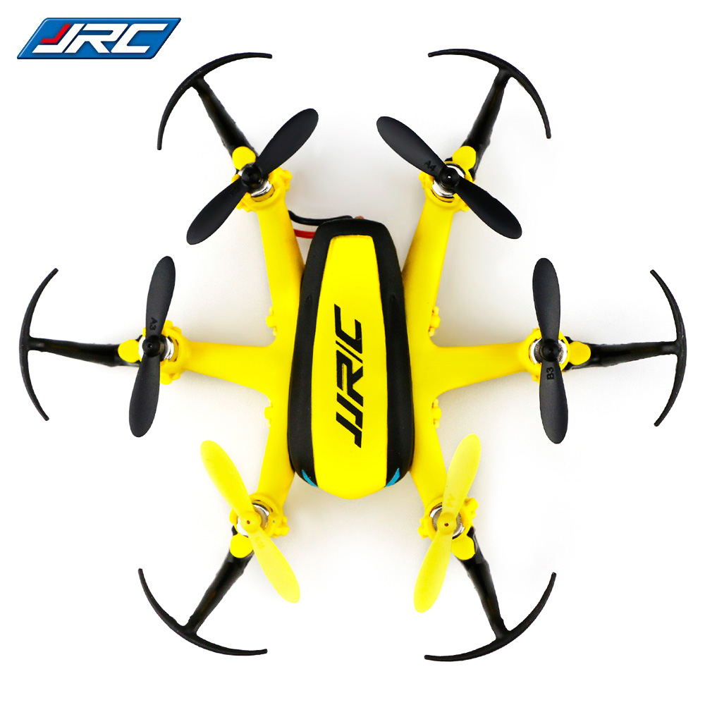 JJRC H20H 2.4GHz 4CH 6 Axis Gyro Small Mini Drone Hexacopter with Battery Headless Mode Altitude Hold RC Dron Professional Toys