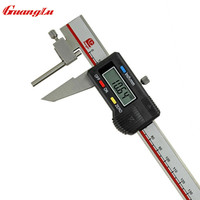 Tube Thickness Digital Caliper 0 150mm 0 01 Stainless Steel Gage Micrometer Measuring Tools