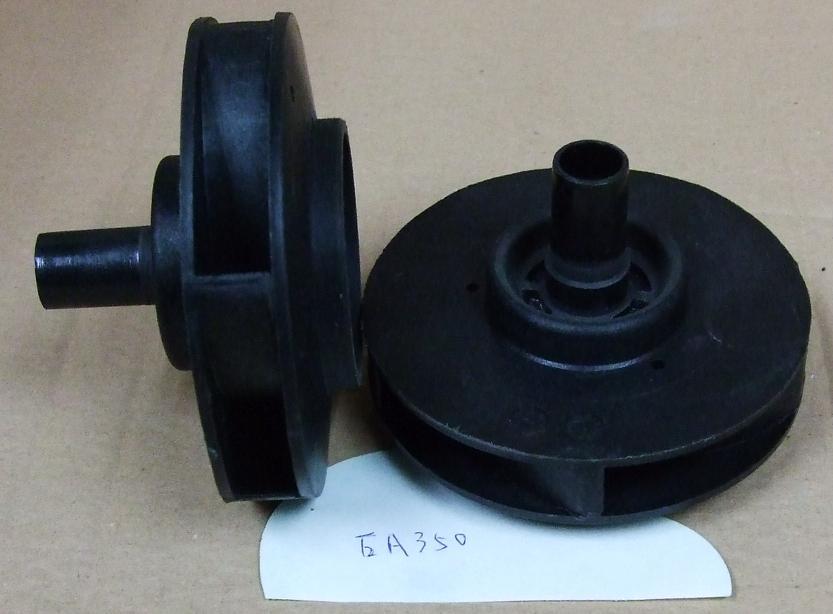 LX EA350 Pump Impeller hot tub LX EA350Y whirlpool Pump Impellor цена