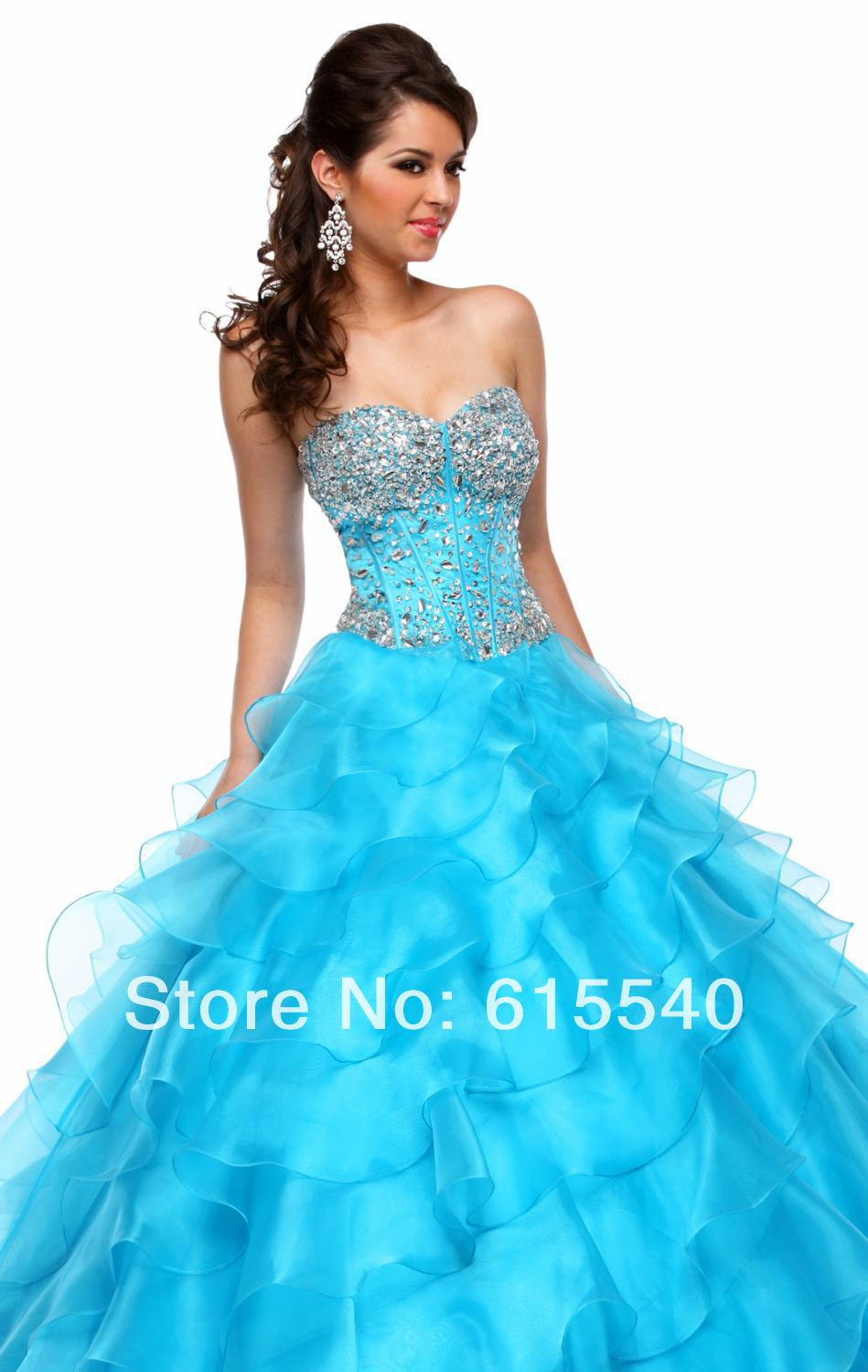 On Sale Prom Dresses Sexy Long Yellow Gold Dress Red Ball Gown Floor ...