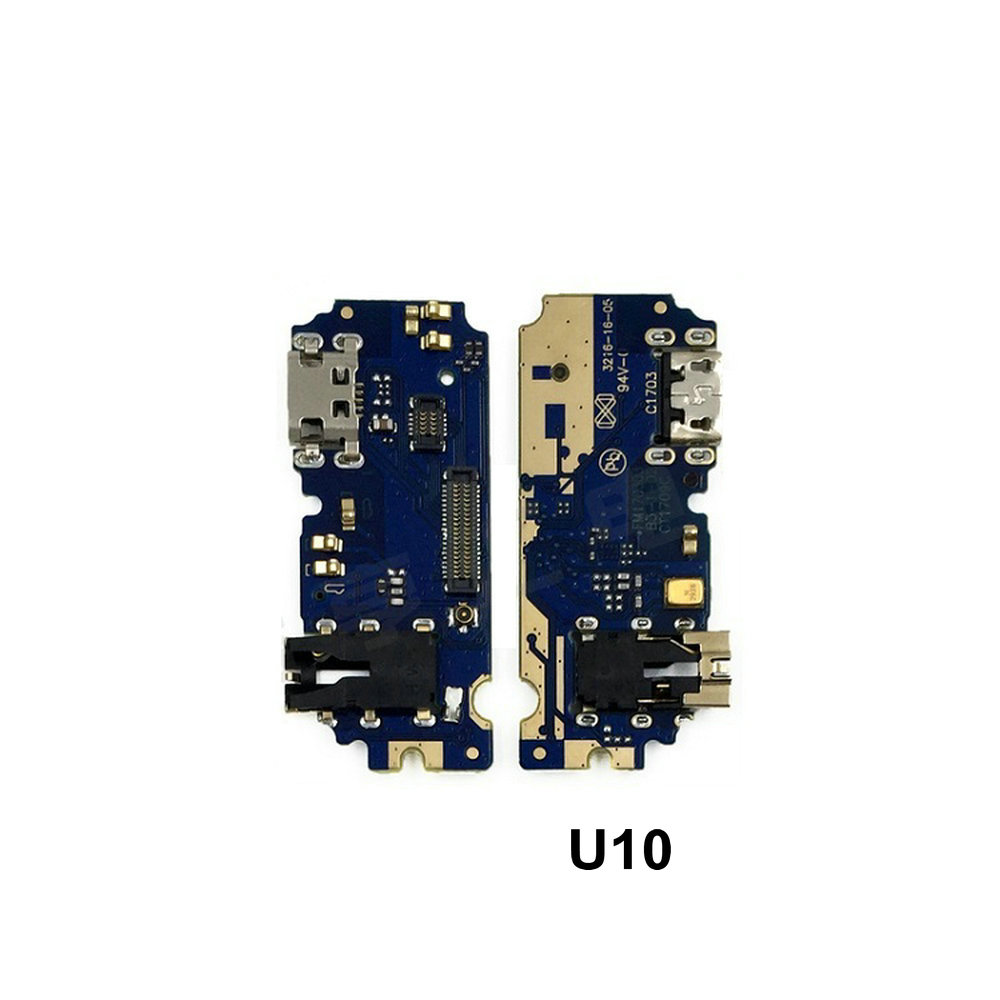 New Microphone Module+USB Charging Port Board Flex Cable Connector Parts For Meizu U10 U20 Replacement
