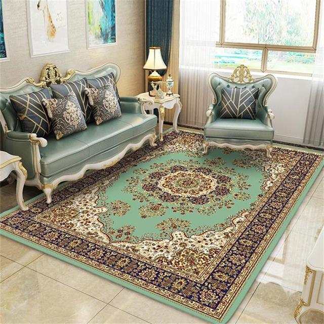 Persian Rugs And Carpets For Living Room Coffee Table Bedroom Carpet ...
