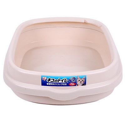 Домашних животных кошачьих туалетов окно открытым кошки унитаз Размеры: 48*40*13 см