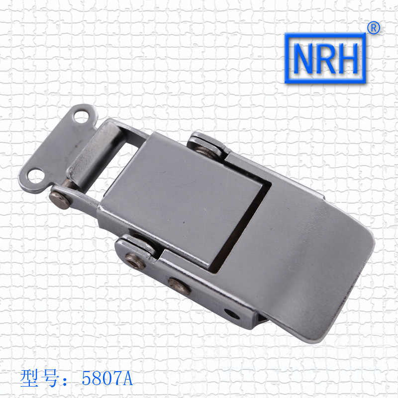 Luggage Hardware Lock Spring Buckle Buckle  Industrial Bags Hasp Box Buckle 5807A
