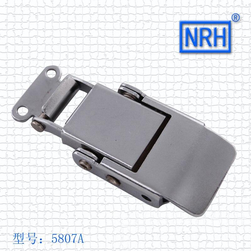 Accesorios para equipaje cierre de resorte hebilla bolsas industriales cerrojo caja hebilla 5807A