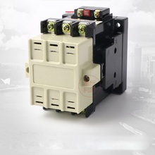 AC contactor CJ20-40A 36v 110v 220V/380V three phase silver contact 2NO+2NC
