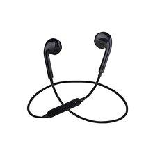 Esporte Correndo S6 Active Noise Cancelling Bluetooth Esportes Fone De Ouvido/fone de Ouvido Sem Fio para Telefones e Música para Xiaomi Samsung