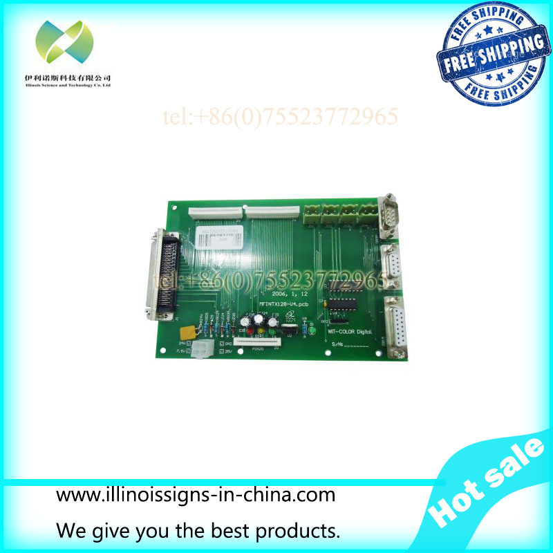 WIT-COLOR Ultra-1000 Terminal Board printer parts