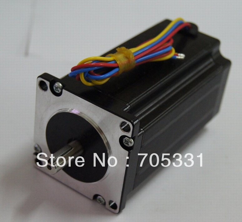 купить 2N.m size 57mm high voltage 3phase enhanced hybrid stepper motor J3610-H motor length 102mm по цене 2454.71 рублей