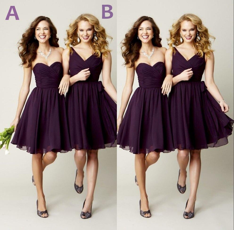 Popular Peach Best Bridesmaid Dress-Buy Cheap Peach Best ...