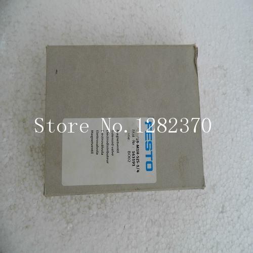 [SA] New original special sales FESTO solenoid valve CPV18 M1H 5JS 1/4 spot 163191