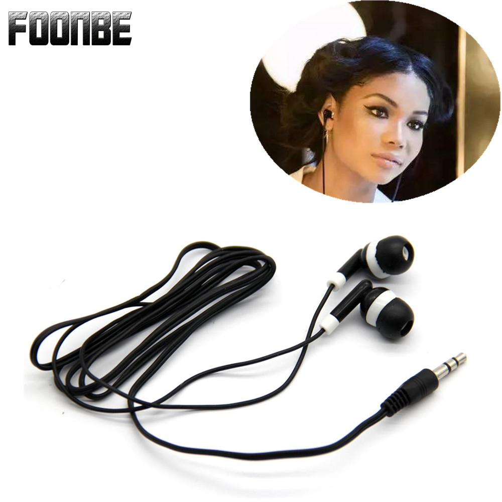 цены  Cheap 3.5mm In Ear  Ear phoneEarphone Fone De Ouvido Earphones Earbuds Universal For Xiaomi for iPhone Mp3 Easy Style