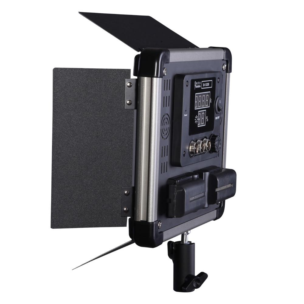 DHL 1 tk Super Slim LED Lamp Professional Jätka valgustust D-528 40W - Kaamera ja foto - Foto 4