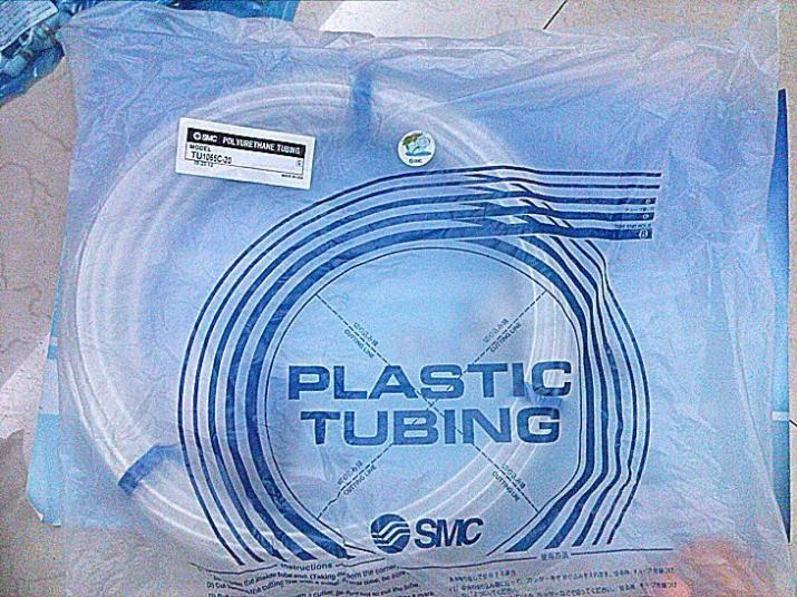 TU0425C-100 TU0604C-100 TU0805C-100 TU1065C-100 TU1208-100 SMC pneumatic transparent color air hose Hose length 100m smc pneumatic blue air hose tu1208bu 100 inside diameter 8mm external diameter 12mm hose length 100m