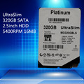 Platinum 320gb+16GB SSHD 2.5inch UltraSlim 5MM 16MB 5400RPM SFF-8784 SATA Express Warranty 1-year