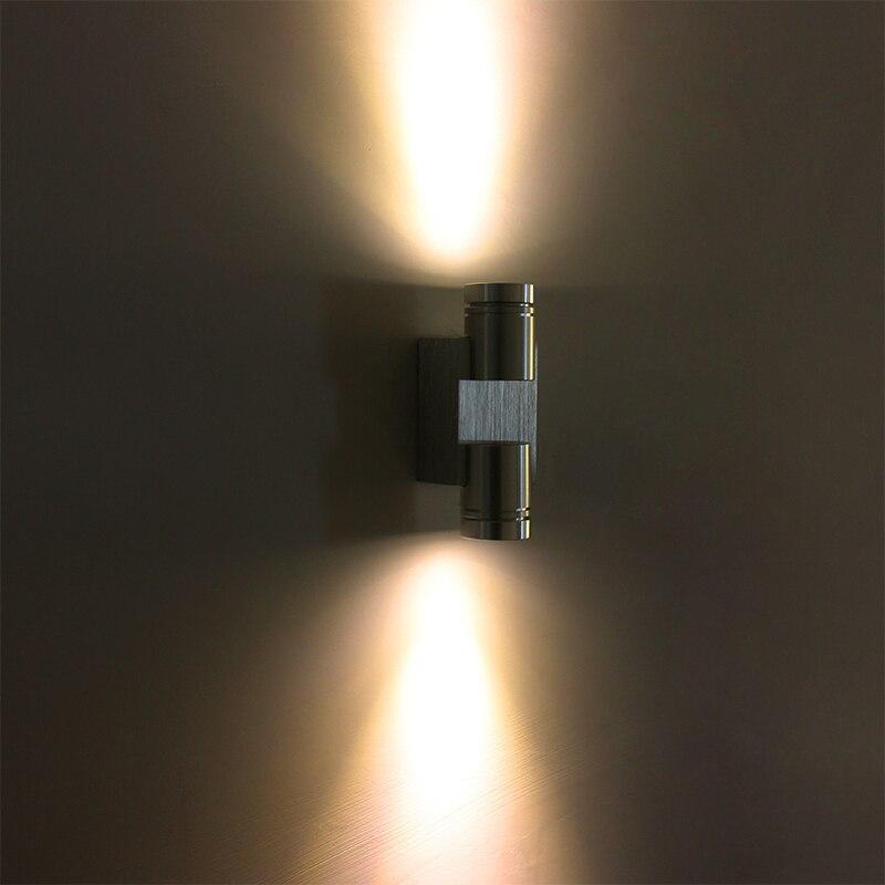 Lâmpadas de Parede 2 w wall-montado levou luz Fonte de Luz : Lâmpadas Led