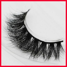 High quality 3D Handmade Thick Mink Eyelashes Natural False Eyelashes for Beauty Makeup fake Eye Lashes Extension