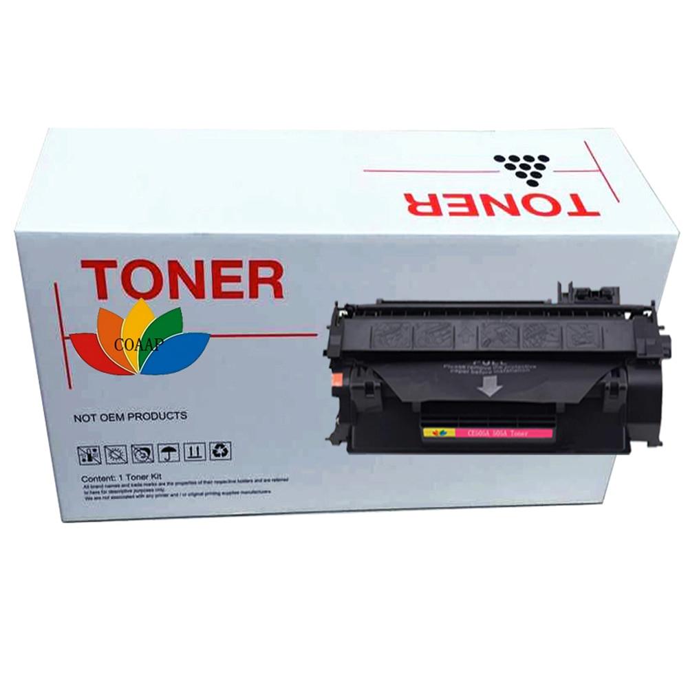 Für HP CE505A 05A Kompatibel tonerkartusche für HP LaserJet P2035 P2035n P2050...