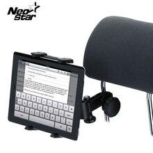 Универсальный Автомобильный кронштейн для iPad Air Mini 360 вращающееся сиденье подголовник Подушка держатель Подставка для samsung Tablet PC Phone
