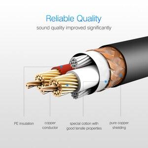 Image 2 - Ugreen kabel XLR Mikrofon do Karaoke dźwięku Cannon przewód Plug XLR rozszerzenia Mikrofon kabel do mikser Audio wzmacniacze XLR przewód