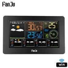 numérique réveil FanJu météo