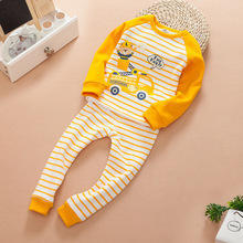 and winter new children's clothing candy multi color warm children's pajamas two sets of underwear for men and women