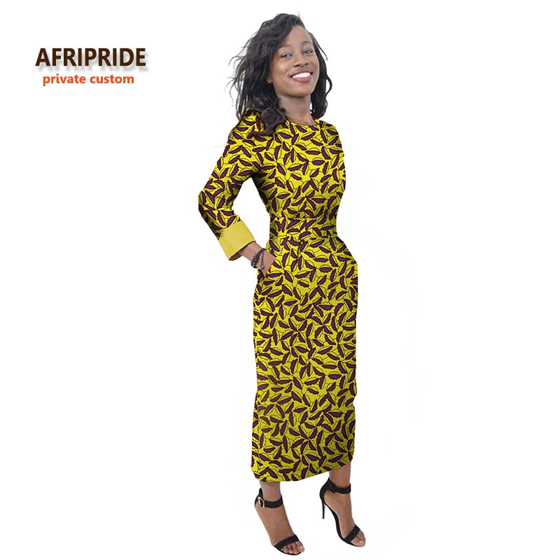 2017african style dress for women elegant new fashion
