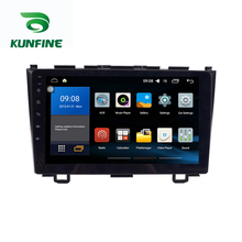 Восьмиядерный 1024*600 Android 7,1 автомобильный DVD gps навигации игрока Deckless стерео для Honda CRV 2007- 2011 Радио головного устройства Wi-Fi