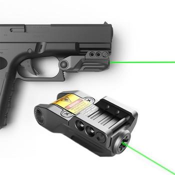 Laserspeed Drop shipping Subcompact Green Dot Laser Sight Pistol For Glock Springfield Handgun Laser Sight джинсы springfield springfield sp014ewgeyw6