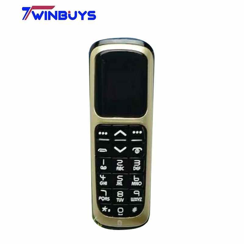 オリジナルの CZ V2 bluetooth ダイヤラミニ携帯電話 0.66 インチハンズフリーサポート FM ラジオ、マイクロ SIM カード、 GSM ネットワーク