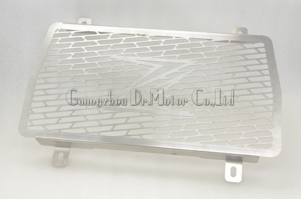 ФОТО Motorcycle Radiator Grille Guard Cover Protector Accessories For KAWASAKI  Z250 13-14 2013 2014