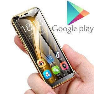 """Image 1 - Obsługa Google play MTK6580 Quad Core android 8.1 3G smartphone 3.5 """"mały mini telefon komórkowy 2GB RAM 16GB ROM Dual sim K TOUCH"""