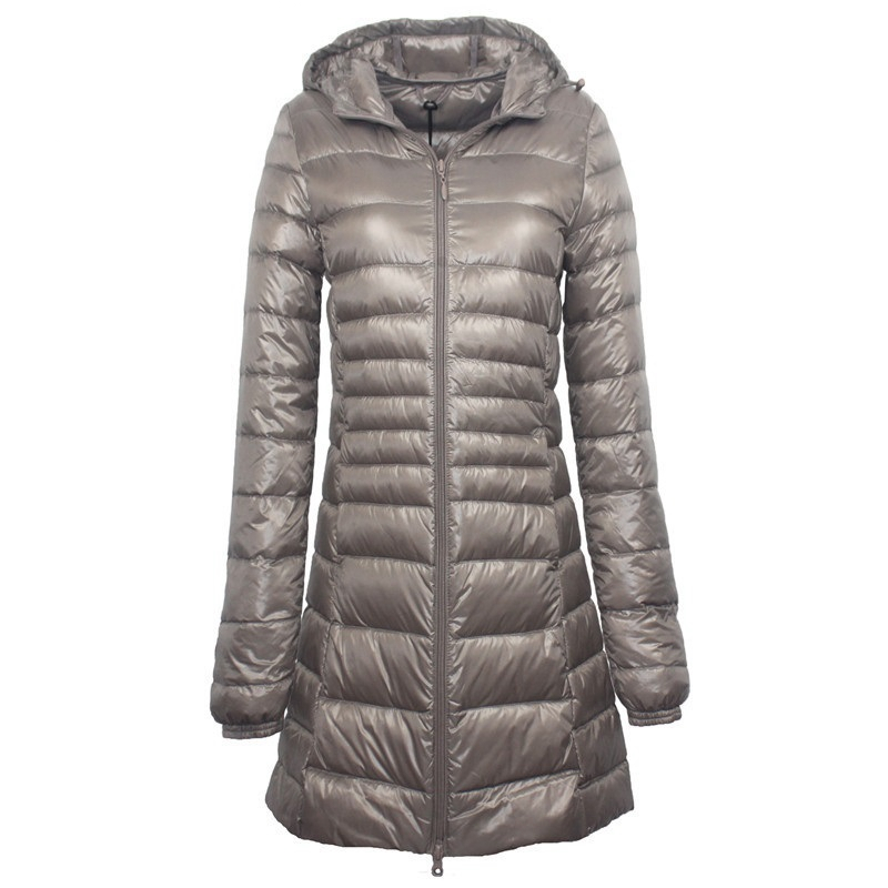 NewBang Brand 7XL Plus Long   Down   Jacket Women Winter Ultra Light   Down   Jacket Women With Hooded   Down     Coat   Female Big Size   Coats