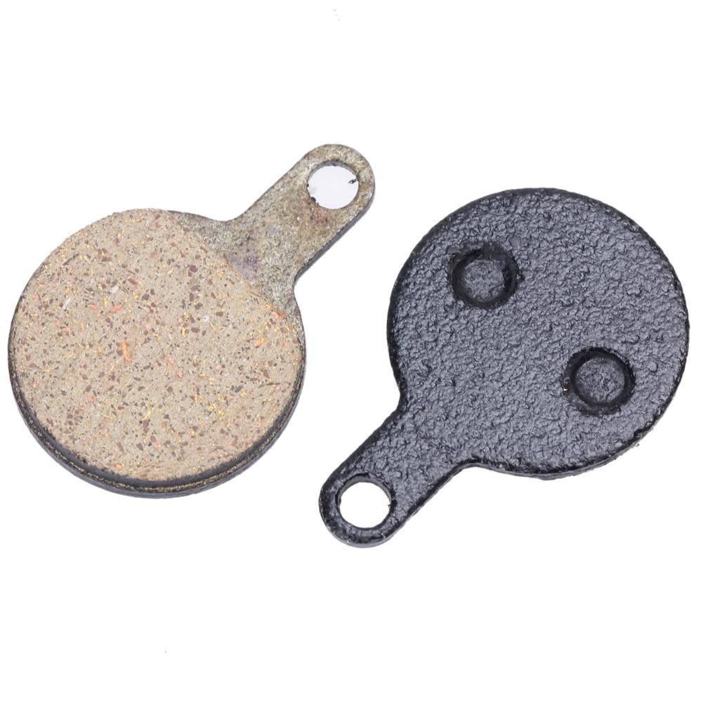 Durable Bicycle Mountain Bike Cycling Semi-Metallic Disc Brake Pad Accessories