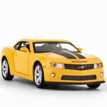 лучшая цена 1:32  Alloy Diecast Car Models Door Can Open Back force Cars Toys for children kids adult birthday gift
