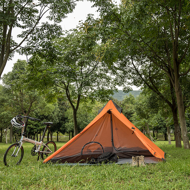 Naturehike Minaret Hiking Tent Ultra-light C&ing Tents For One Person With Mat NH17T030-L & Online Shop Naturehike Minaret Hiking Tent Ultra-light Camping ...