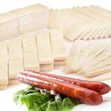 10PCs/Lot Casing for Sausage 6*50cm Dry Shell for Sausages Casing Salami Casing Filler
